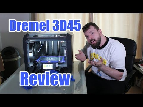 Dremel 3D45 review
