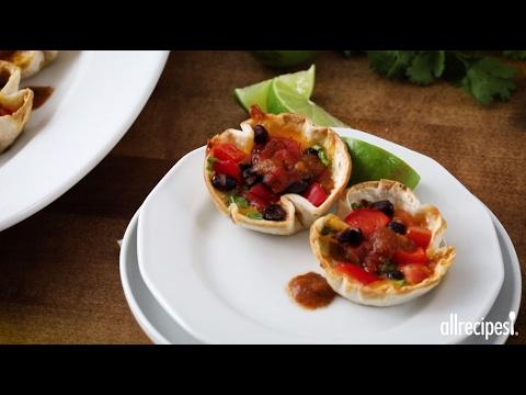 How to Make Antojitos Minis | Appetizer Recipes | Allrecipes.com