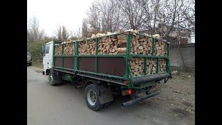 Колотые дрова в Клине