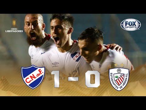 DEU NACIONAL! Melhores momentos de Nacional 1 x 0 Estudiantes de Mérida pela Libertadores