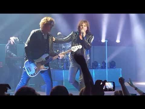 Europe - The Final Countdown / Rock The Night