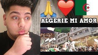 L'ALGERINO   ALGERIE Mi Amor 🇩🇿❤️ (REACTION!)