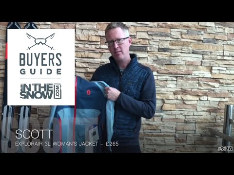 Scott Explorair 3L Womens Jacket Review