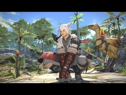 Final Fantasy XIV: A Realm Reborn Review video thumbnail