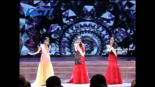 Miss Indonesia 2014 Full Show