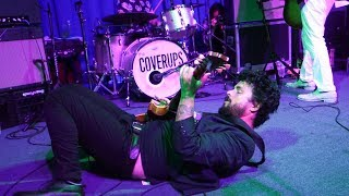 The Coverups (Green Day) - Neat Neat Neat (The Damned cover) – Secret Show, Live in Oakland