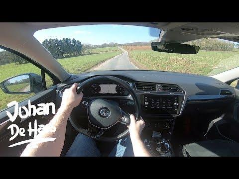 Volkswagen  Tiguan Allspace Паркетник класса J - тест-драйв 3