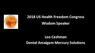 Leo Cashman: 2018 Congress Wisdom Speaker