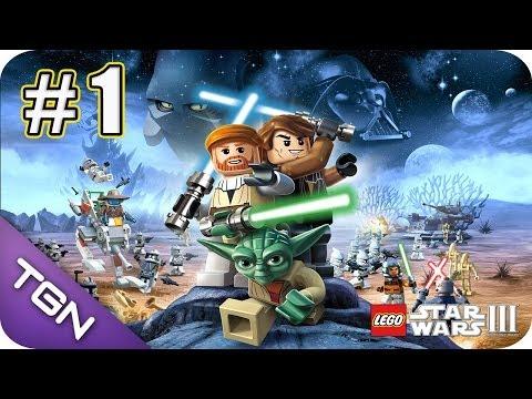 Gameplay de LEGO Star Wars III The Clone Wars