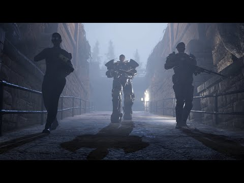 Fallout 76 - Bande-annonce de lancement de Règne d'Acier de Fallout 76