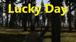 preview picture of video 'DayZ Epoch - Lucky Day'