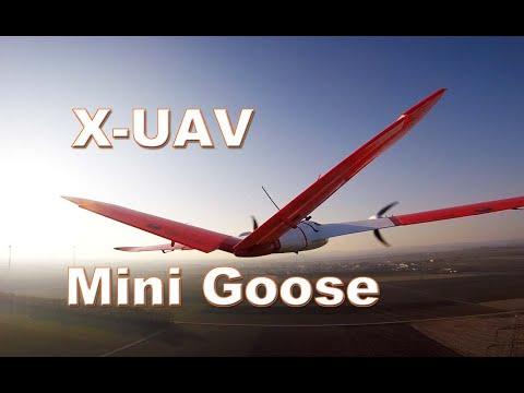 xuav-mini-goose-maiden-flight