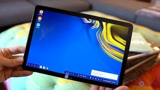 Samsung Galaxy Tab S4 10.5 Complete Walkthrough: A More Productive Tablet