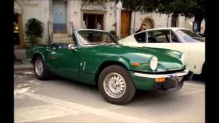 preview picture of video 'AUTORADUNO BOVINO 2013 - Classic Car Club'
