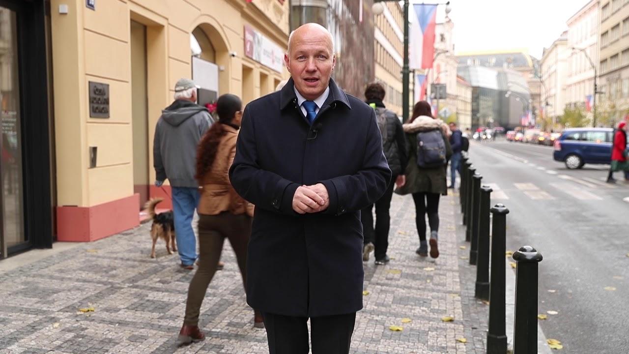 Pavel Fischer z Národní třídy