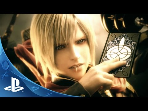 Final Fantasy Type-0 HD Day One Edition - PS4