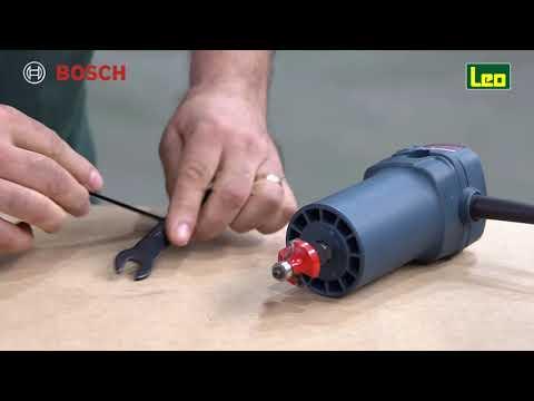 Tupia Manual GKF550 da Bosch