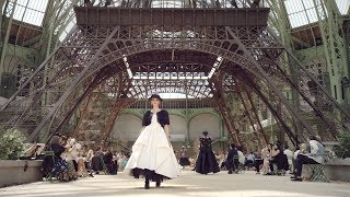 Fall-Winter 2017/18 Haute Couture CHANEL Show