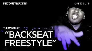 "The Making Of Kendrick Lamar's ""Backseat Freestyle"" With Hit-Boy 
