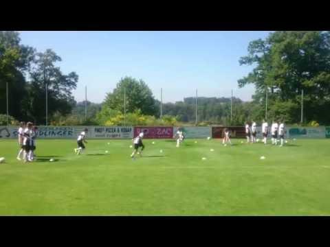 ATSV Neuzeug U13 Trainingsübung
