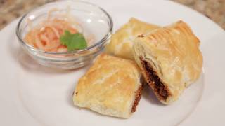 Most requested recipe: Indian Puffs (with beef)