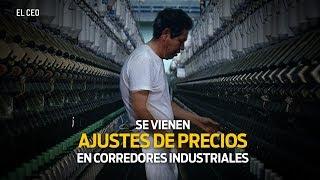 Se vienen ajustes de precios en corredores industriales que cotizan en pesos