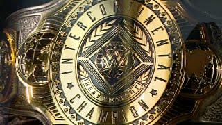 The prestigious history of the Intercontinental Championship
