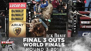 FINAL 3 OUTS: World Finals Round 3 | 2018