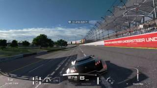 Gran Turismo Sport  Gameplay Vision GT Peugeot @ Speedway 1080p 60fps PS4 PRO