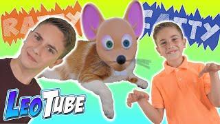 Mikel y Leo juegan de nuevo al Gato y el Ratón