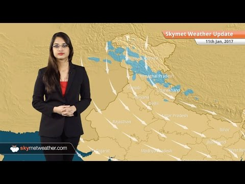 Cold Wave Conditions Continue To Prevail Over Punjab, Haryana, Delhi