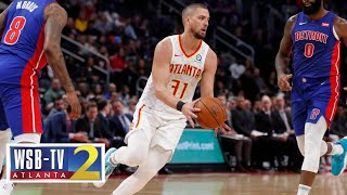 Atlanta Hawks player injured during a collision with a suspected drunk driver