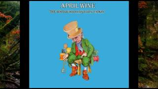 April Wine - Like a Lover, Like a Song (full Lp version w/extended guitar solo)