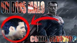 Como Revivió Superman en JL? Explicación paso a paso!-Justice League-(superman revives scene)