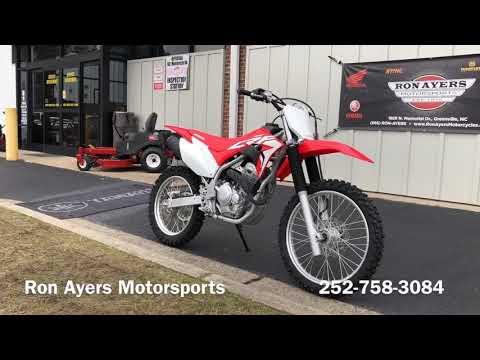 2019 Honda CRF250F in Greenville, North Carolina - Video 1