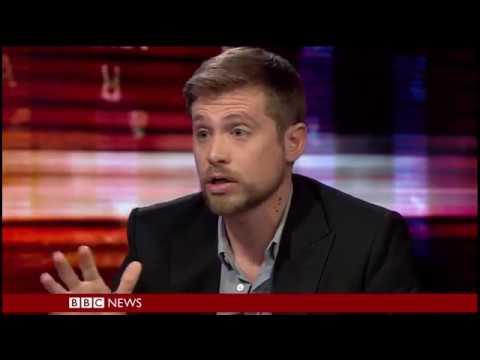 Avner Gvaryahu, EXD of BtS, on BBC HARDtalk 15.2.18