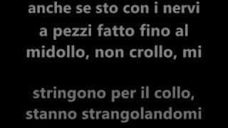 Fabri Fibra - Non Crollo (Lyrics)