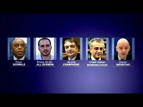 ΕK: Μόνο ο 1 στους 5 υποψηφίους για την προεδρία της FIFA εμφανίστηκε στο ντιμπέιτ