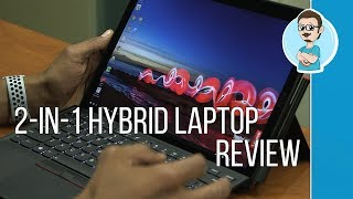 Lenovo ThinkPad X1 Tablet Gen 3 Review | 2-in-1 Hybrid Laptop | Is it worth it?