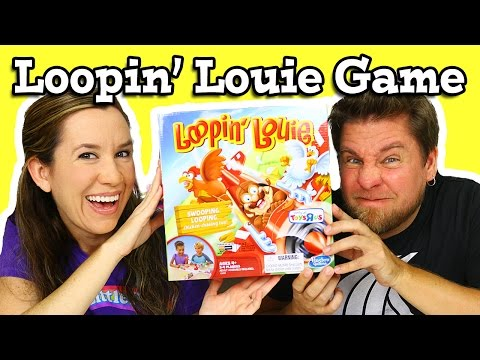 Loopin Louie Game Play And Review