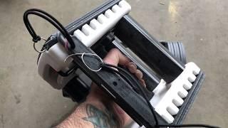 Power Blocks Sport 9.0/ 50 pound dumbells. Quick look.
