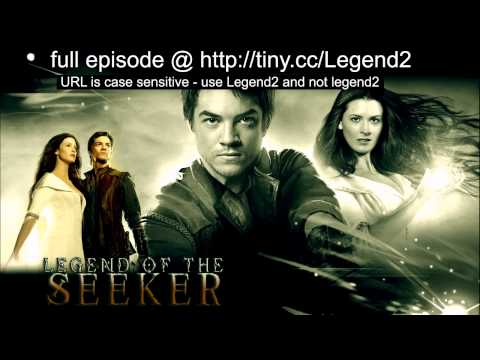 Legend Of The Seeker Season 2 Episode 11 Part 1 2/11