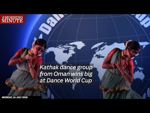 Kathak dance group from Oman wins big at Dance World Cup