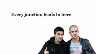 The Wanted - Replace Your Heart (lyrics & pictures)