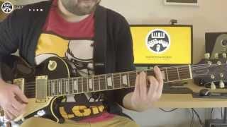 Gitar Dersi: 24-Ritim Ve Akor Egzersizleri - Seviye I