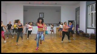 La Maquina De Baile | Daddy Yankee | Dance Choreo Video | ZumFit 023