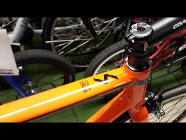 Видео Велосипед KTM Strada 1000 space orange (black)