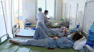 Người mắc sốt xuất huyết tăng cao, bệnh diễn biến khó lường