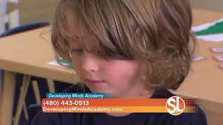 Developing Minds Academy want to enhance their students