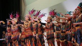 MIRAI E (Kiroro) with lyric dinyanyikan Paduan Suara Mahasiswa Unhas